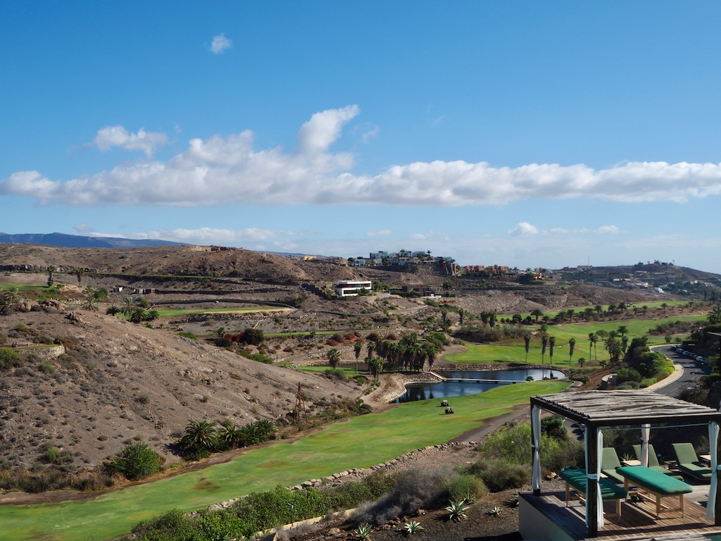 golf resorts gran canaria, salobre golf club