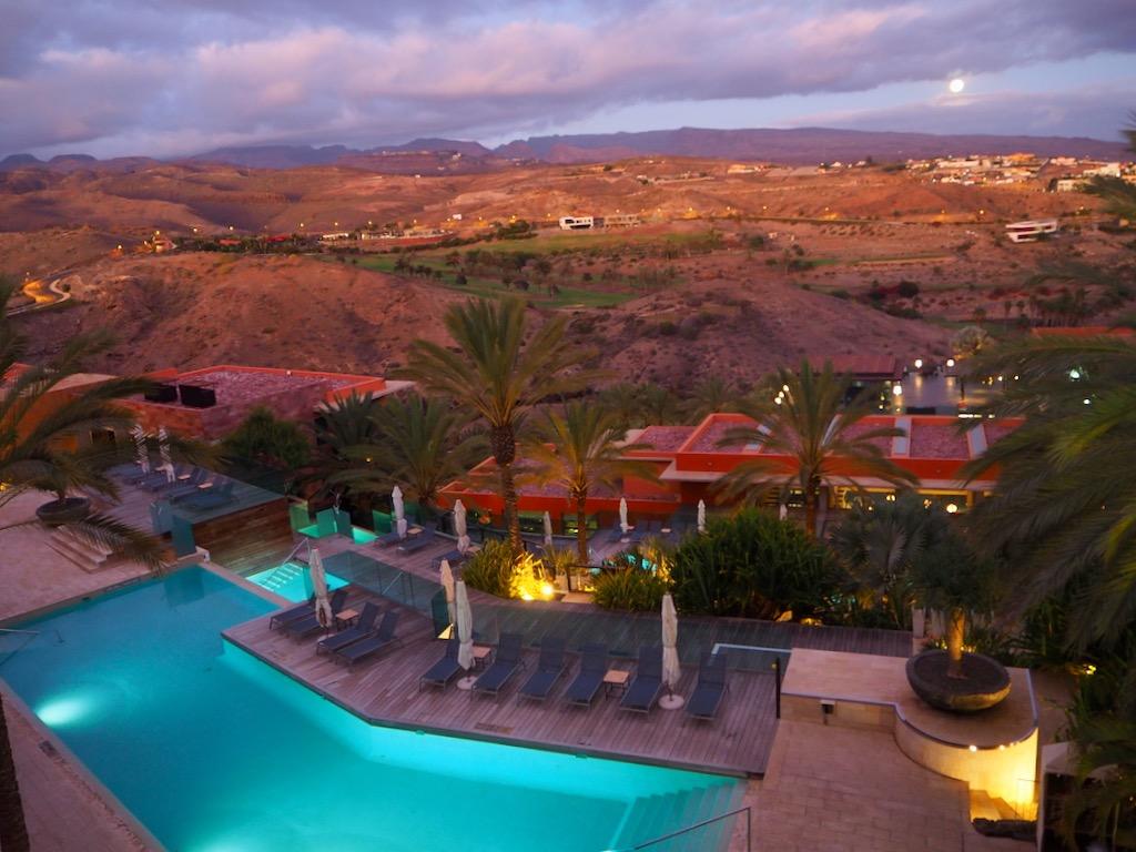 luxury hotels gran canaria, salobre resort