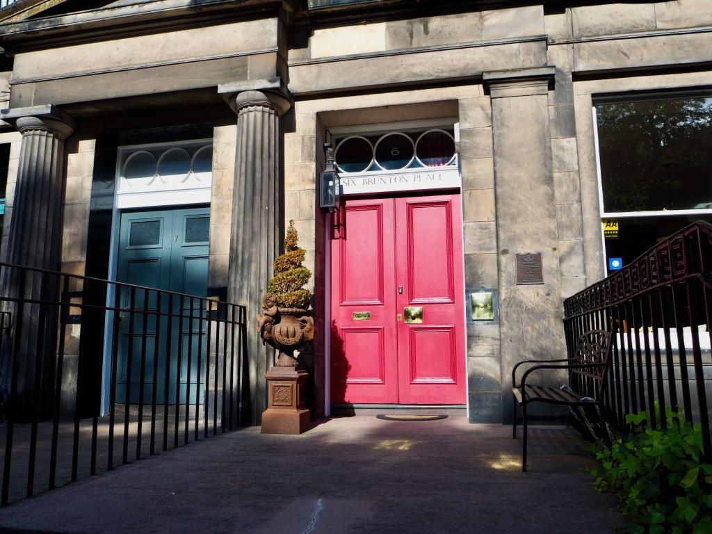 Six Brunton Place, Edinburgh luxury hotels