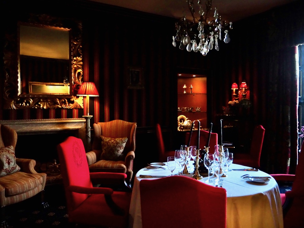 romantic hotel edinburgh, prestonfield house scotland