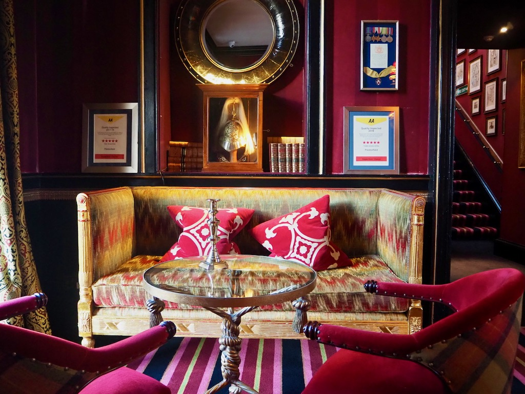 best luxury hotels in edinburgh, historic hotels scotland