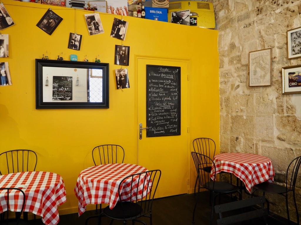 Maison D'Anna restaurant, montpellier restaurants, where to eat in montpellier