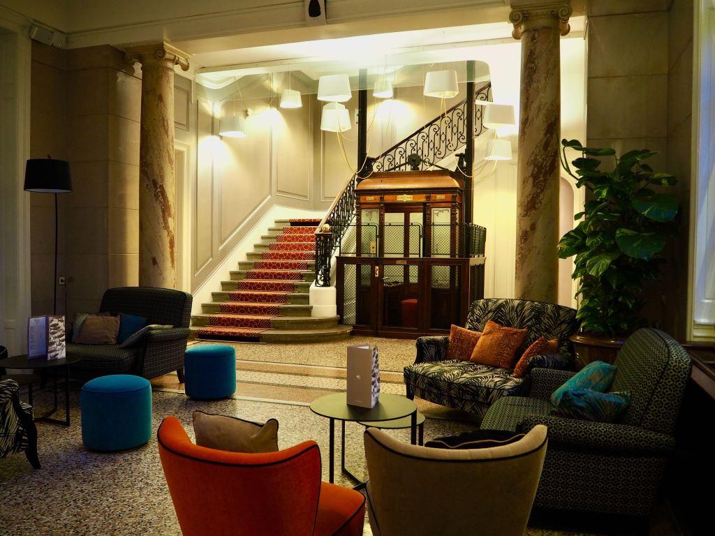Hôtel Oceania Le Métropole, Montpellier luxury hotel,