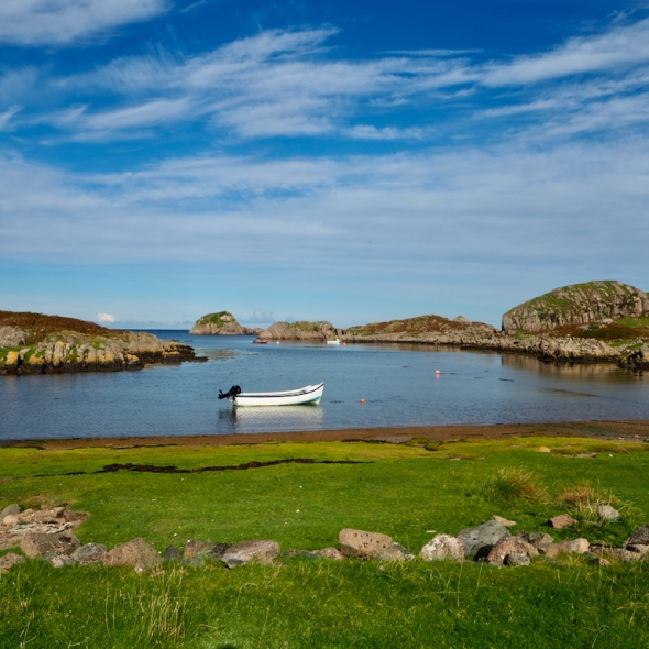 scotish islands, best hotels in western scotland