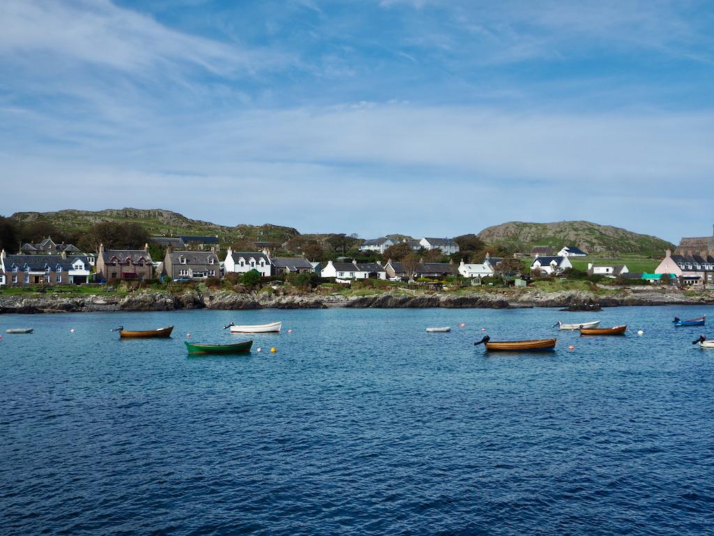 Iona island, Scotish islands