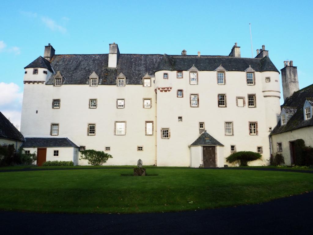 Traquair, luxury scotland