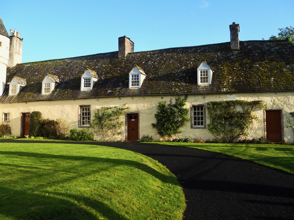 Traquair, best hotels in scotland, historic hotels,