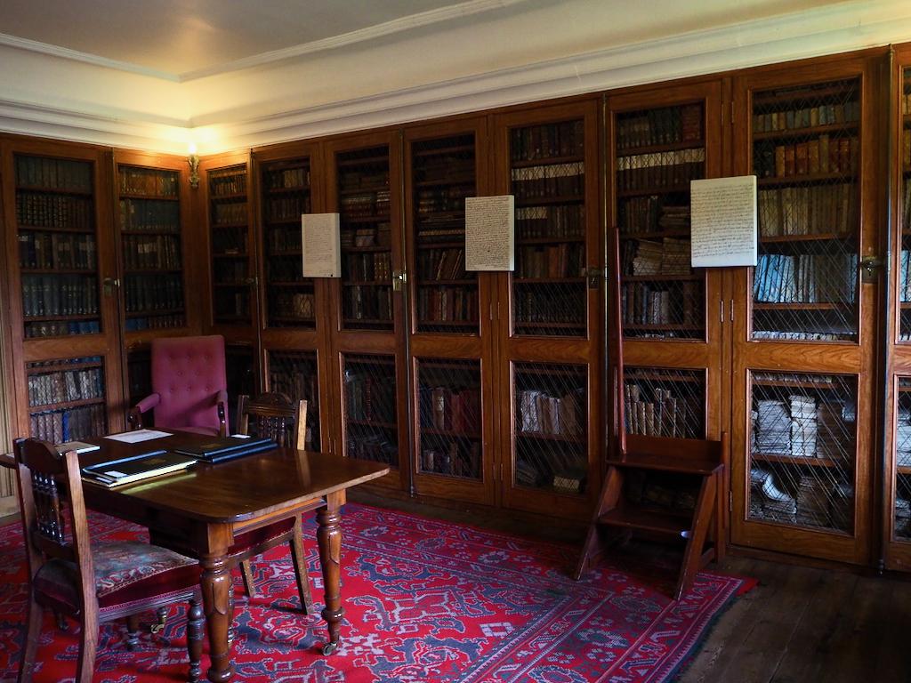 Traquiar, ancient books scotland, luxury hotels scotland