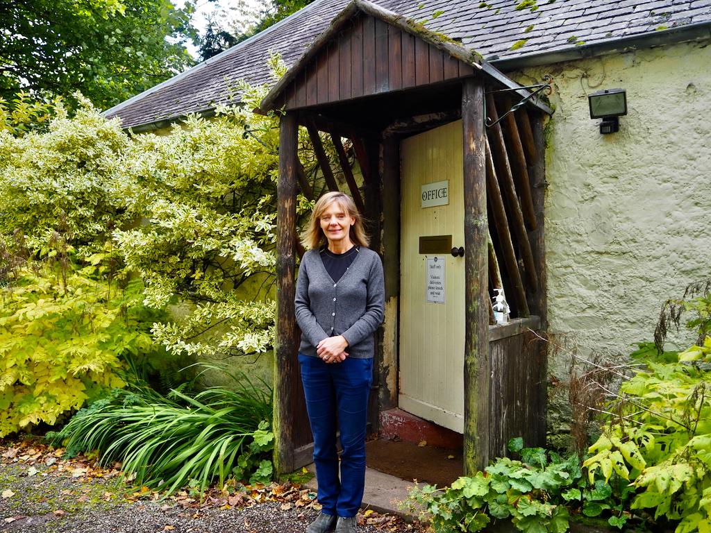 Catherine Maxwell Stuart, scotish castles, Traquair,